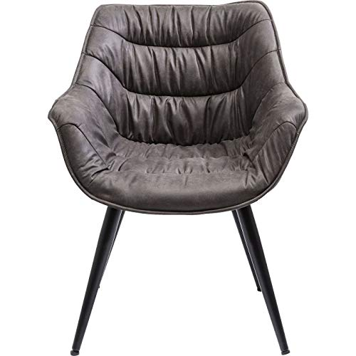 Kare Design Chaise avec accoudoirs Thelma