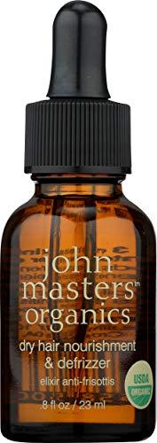 John Masters Organics Nourishing Defrizzer for Dry Hair, 1er Pack (1 x 23 ml)