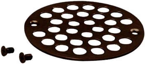 Westbrass Max 76% outlet OFF D3192-12 Shower Strainer 1-Pack Rubbed Oil Bronze