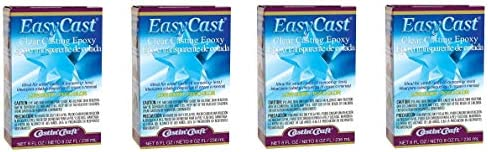 Environmental Technology 8-Ounce Kit Casting' Craft Casting Epoxy, Clear
