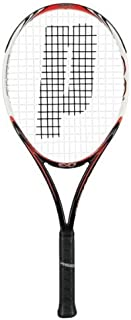 prince exo3 red tennis racquet