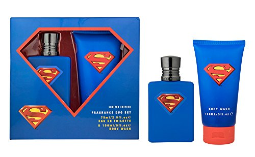 DC Comics Fragrance Duo Set