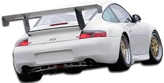 Extreme Dimensions Duraflex Replacement for 1999-2001 Porsche 911 Carrera 996 C2 C4 GT3-R Look Wide Body Rear Bumper Cover - 1 Piece