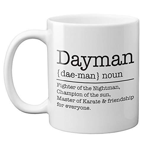 Dayman Definition - Taza (325 ml)