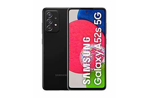 Samsung Galaxy A52s 5G 128 GB Awesome Black Dual SIM