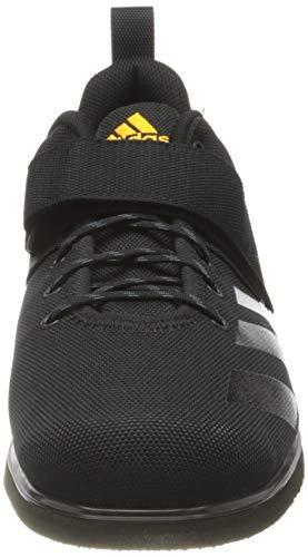 adidas(アディダス)03POWERLIFT4ハントドッチシューズ(fv6599)コアBLK/コアBLK/275
