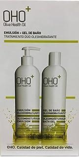OHO EMULSION + GEL BAÑO 380 ml +400 ml