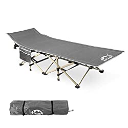 Camping Cots For Heavy Person