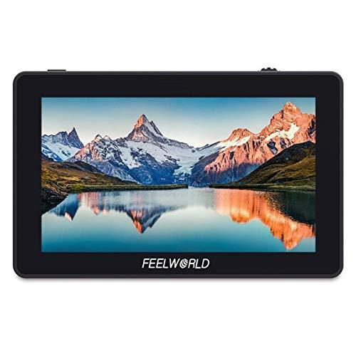 【国内正規品】Feelworld F6Plus タッチパネル 軽量 オンカメラ 5.5ンチ フィールドモニター 1920x1080