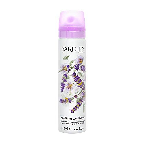 Yardley English Lavender Déodorant Vaporisateur pour Femme 75 ml