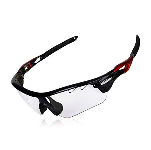 Gafas de sol fotocromáticas Gardom para ciclismo