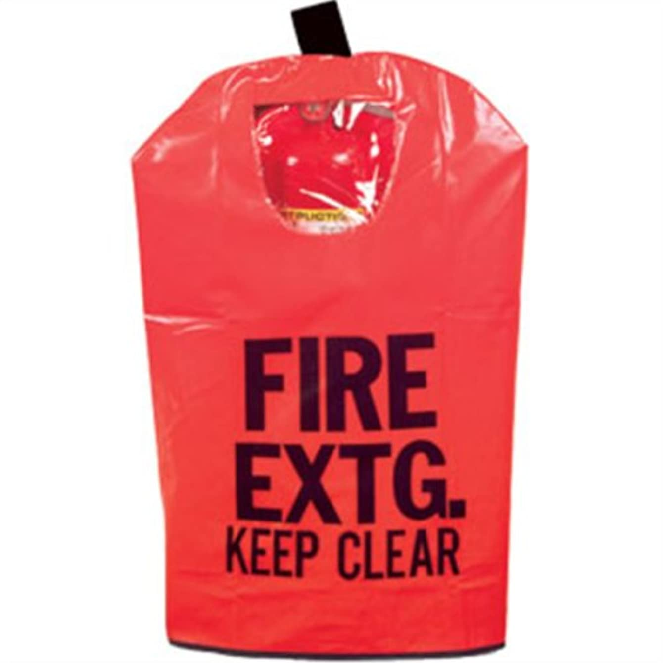 Brooks FEC2W Extinguisher Cover w/ Window, Medium, 25