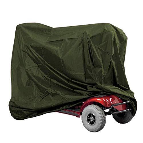 Cubierta antipolvo para almacenamiento de scooter, cubierta de scooter asistida por movilidad eléctrica,cubierta protectora para almacenamiento de silla de ruedas,cubiertas para lluvia al aire