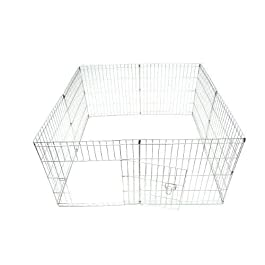Ellie-Bo Easy-Up 8 Piece Puppy Rabbit Play Pen