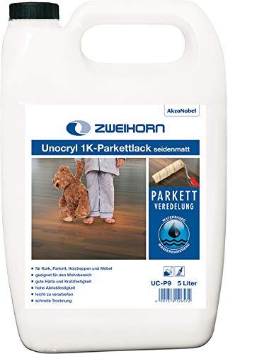 Zweihorn Unocryl 1K-Pakettlack UC-P 9 (5 Liter)