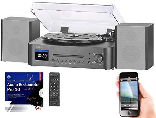 auvisio Kompaktanlagen: Digitale Bild
