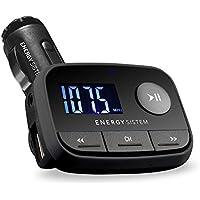Energy Car Transmitter f2 Black Knight (MP3, Lector Tarjetas microSD, USB-Host, Line-in)