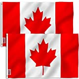 Anley 3x5 Foot Canada Polyester Flag