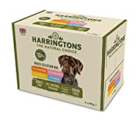 All natural food for adult dogs with added vitamins and minerals Made with freshly prepared meat or fish that provides all the wholesome nutrients and goodness to you pets Grain-free formulation suitable for dogs with more sensitive digestion No arti...