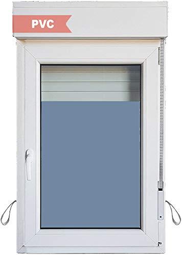 Ventanastock Ventana PVC Practicable Oscilobatiente Derecha con Persiana 700 ancho x 1155 alto 1 hoja
