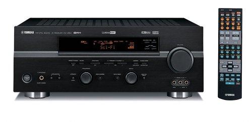 Yamaha RX-V 550 Receiver schwarz