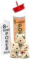 Koplow Games - 8-Sided Poker Dice Game