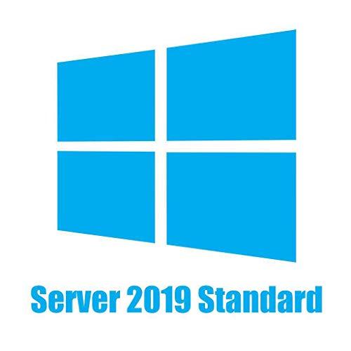 Microsoft Windows Server 2019 Standard - Sistemas operativos (Delivery Service Partner (DSP), 1 licencia(s), 32 GB, 0,512 GB, 1,4 GHz, 2048 MB)