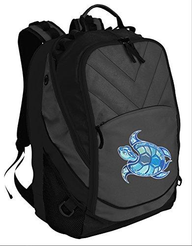 Broad Bay BEST Sea Turtle Backpack Laptop Computer Bag
