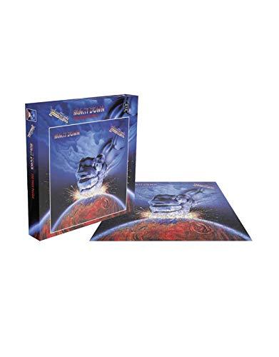 Judas Priest Jigsaw Puzzle RAM It Down Album Nuovo Ufficiale 500 Piece