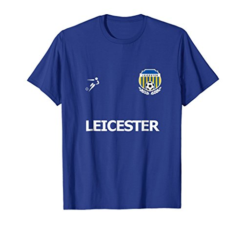 Leicester Soccer Jersey Shirt