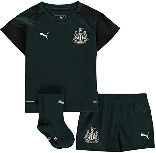 Puma Newcastle United Away 2019/20 - Camiseta de fútbol para bebé (4-6...