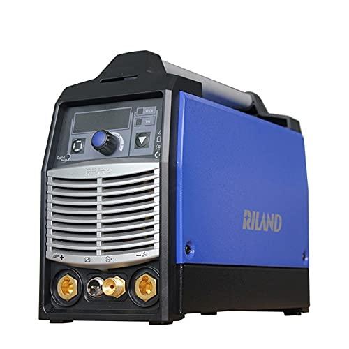 Máquina de soldador TIG 200PGDM 200 AMP Inverter Multi PROCESO Soldador TIG/ARC Soldador/Soldadora Para soldadura trabajando y trabajando eléctrico.