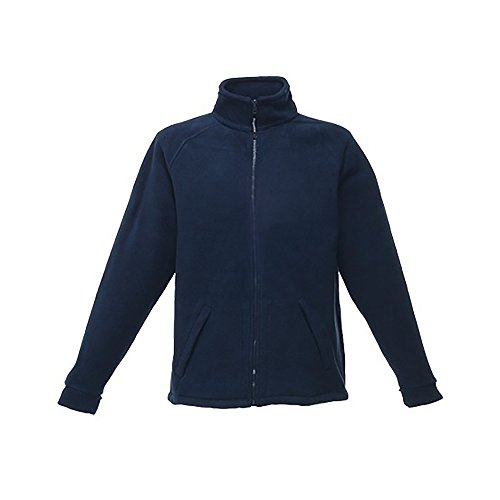 Regatta Sigma Heavyweight Blouson de Polyester molletonné Homme, Bleu Marine, XL