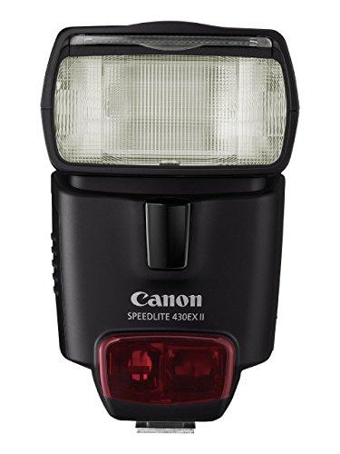 Canon Speedlite 430EX II Blitzgerät (Leitzahl 43) (Generalüberholt)