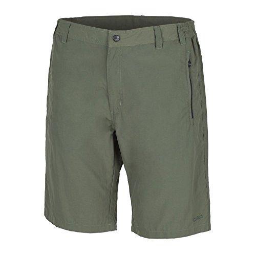 CMP Bermuda pour homme Vert olive Taille 48