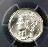 1944 Liberty Head Dime PCGS MS64