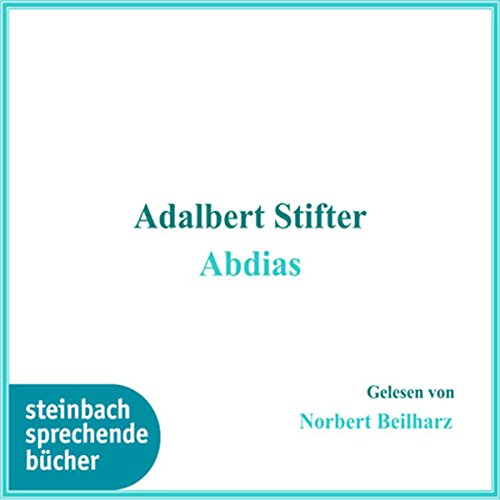 Abdias audiobook cover art