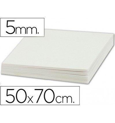 Liderpapel - Carton pluma doble cara 50x70 cm espesor 5 mm (10 unidades)