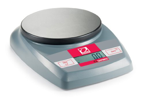 Ohaus - Balanza portátil CL, 2000 g x 1 g, 1