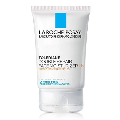 La Roche Posay Toleriane Niacinamide Double Repair Face Moisturizer SPF 30 - 2.5oz