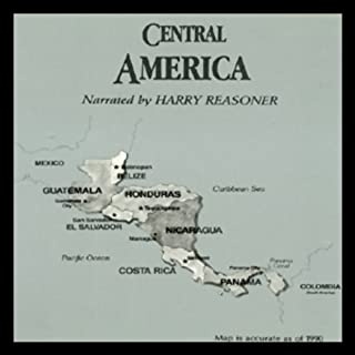 Central America audiobook cover art