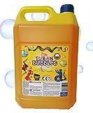 Tuban Pompas 5 litros-Liquido Burbujas de Jabón Gigantes (1)