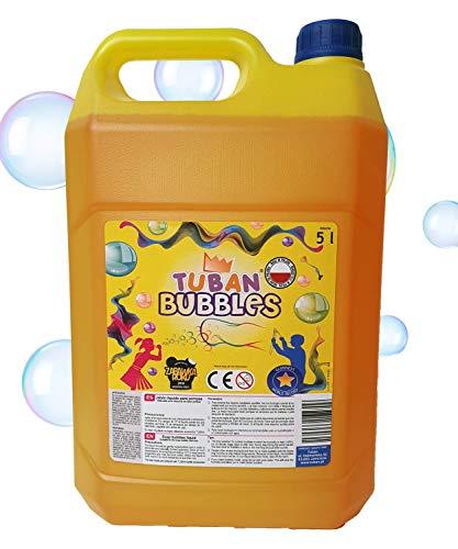Tuban Liquido Pompas de Jabón Gigantes 5 litros - Liquido B