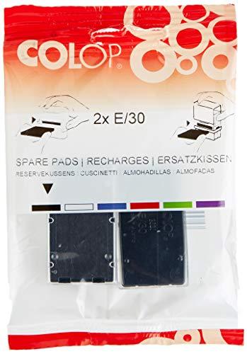 Ersatzkissen E/30 schwarz/3101330002 schwarz Inh.2 schwarz