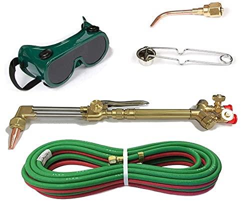 Genuine Victor Torch Kit Cutting Set, CA270-V, WH270FC-V, 0-3-101 Tip, 20' Hose