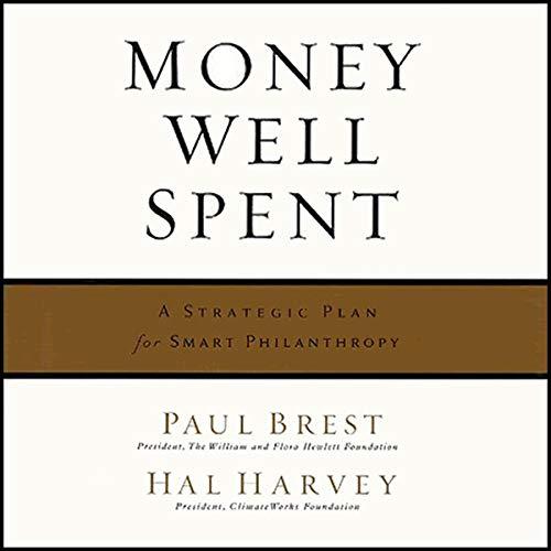 Money Well Spent cover art