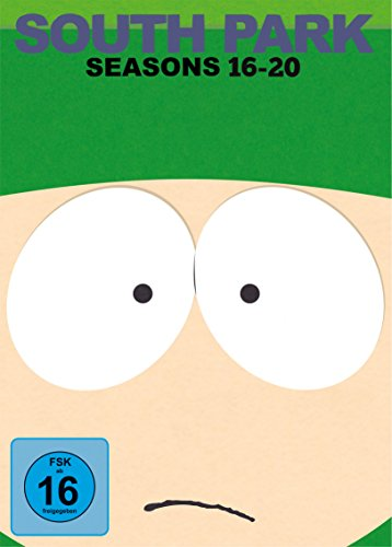 South Park: Seasons 16-20 (11 Discs)