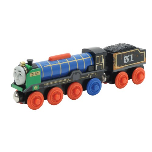 Thomas And Friends Wooden Railway - Patchwork Hiro (japan import)