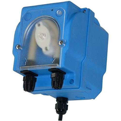 Dosita - Bomba dosificadora peristáltica de caudal regulable para la dosificación de líquidos - Modelo MP2-R - 12 l / h 20-260 VCA - Tubo de membrana Santoprene