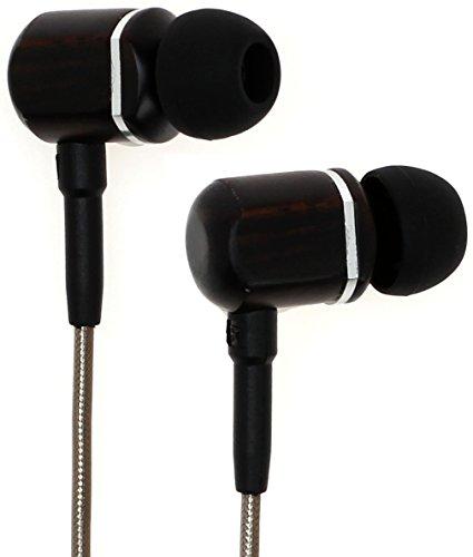 Symphonized Mtrx 2.0 Premium Kopfhörer aus edlem Holz, Mikro